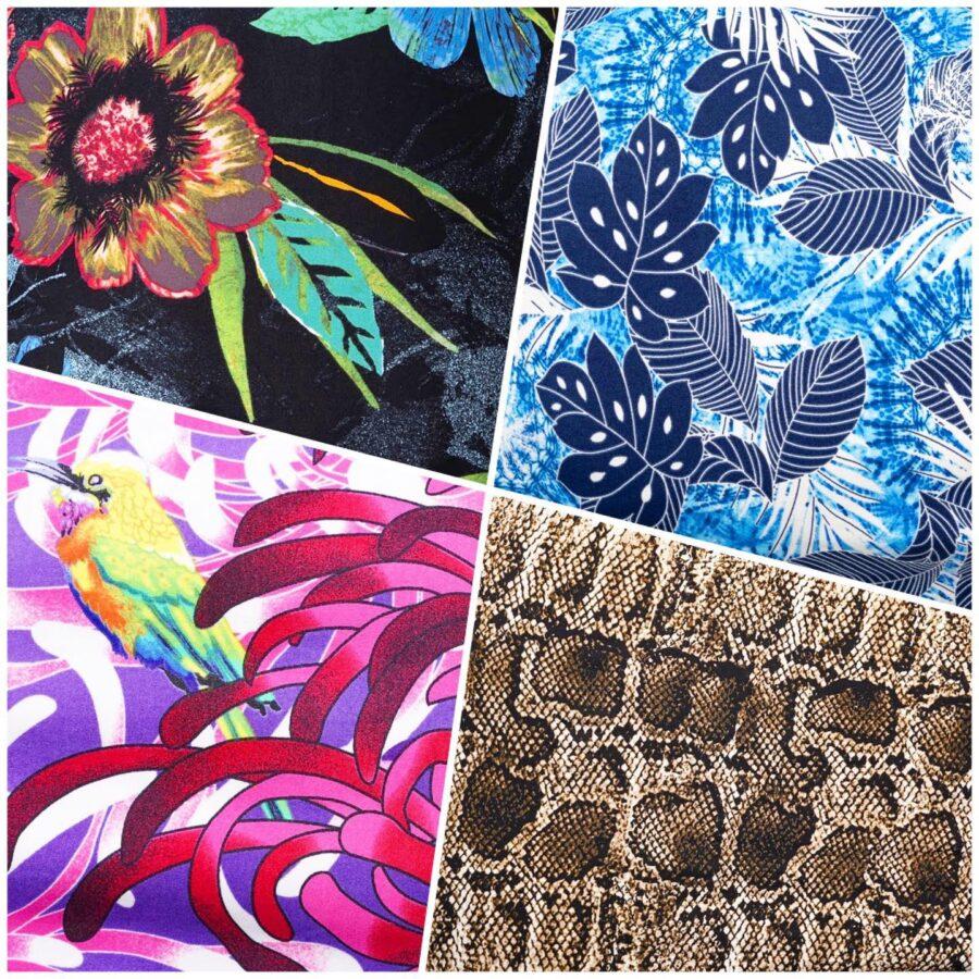 Lounge Kimono Prints
