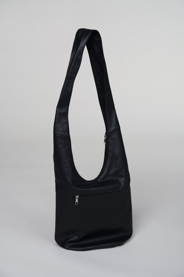 Attitudes by Renee Faux Leather Hobo Bag