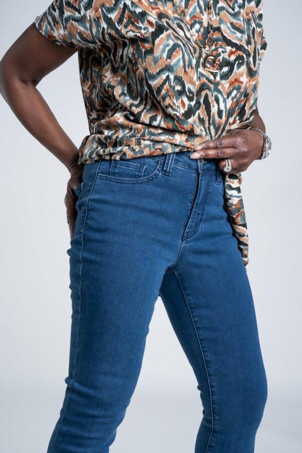 My wonder denim stain resistant jean