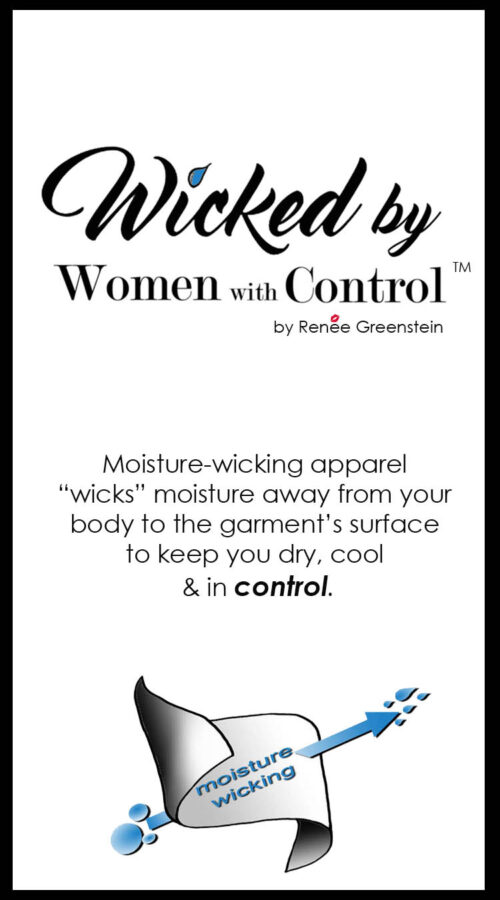 Wicked by Women with Control™