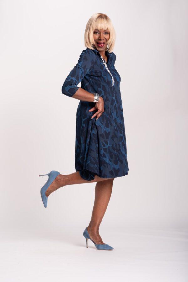 Prime stretch denim 2 dress