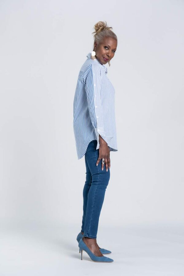 Shop Attitudes by Renee Parisian Button-Down Shirt